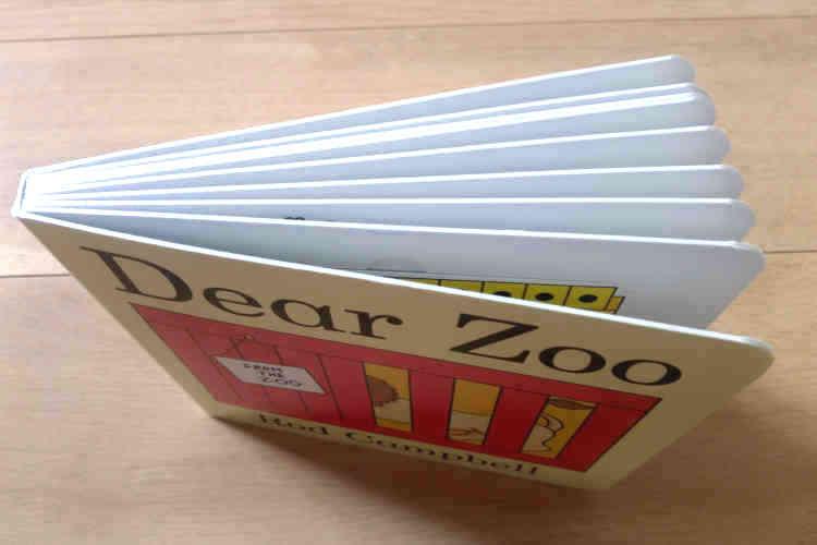 英語絵本ボードブック