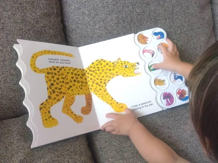 子供のお気に入りの英語絵本