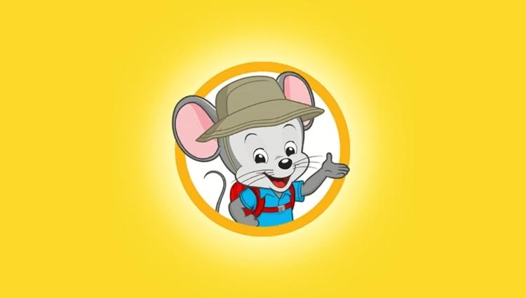 楽天ABCマウスくん