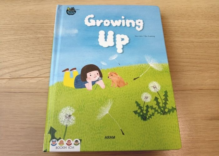 Baby All 英語絵本 Growing Up
