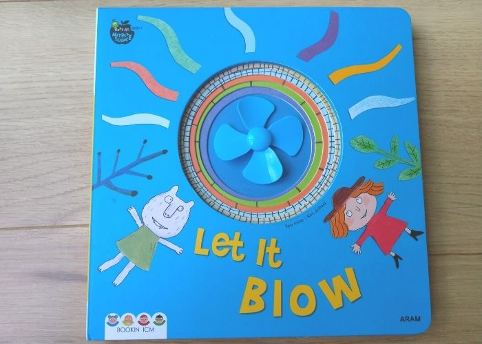 Baby All 英語絵本 Let It Blow