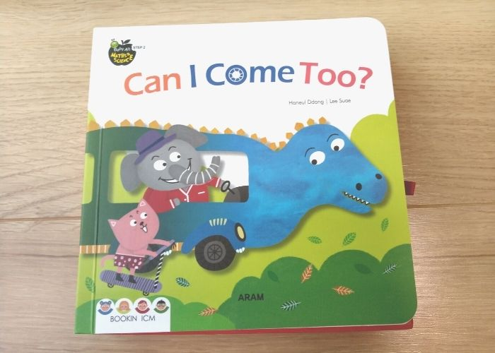 Baby All英語絵本 Can I Come Too?