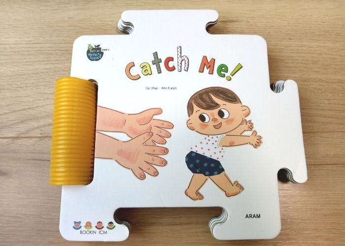 Baby All英語絵本 Catch Me!